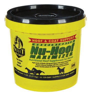 Nu Hoof Maximizer - NU-HOOF MAXIMIZER 5LB