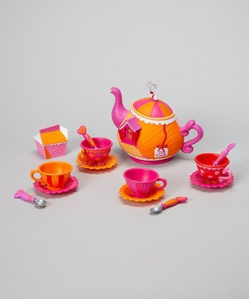 Lalaloopsies Sew Magical Tea Set (Tea Magical)