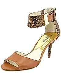 04e14e96e259 Amazon.com  Michael Kors - Heeled Sandals   Sandals  Clothing