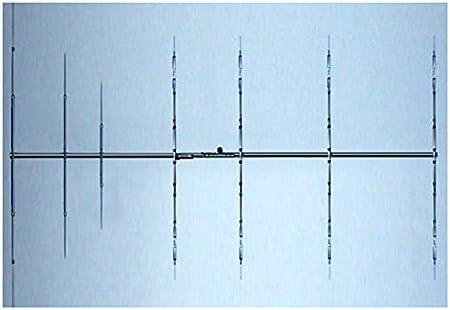 Yagi antena 7 elementos 20/15/21/14 10 m 28/10,95 MHz ...