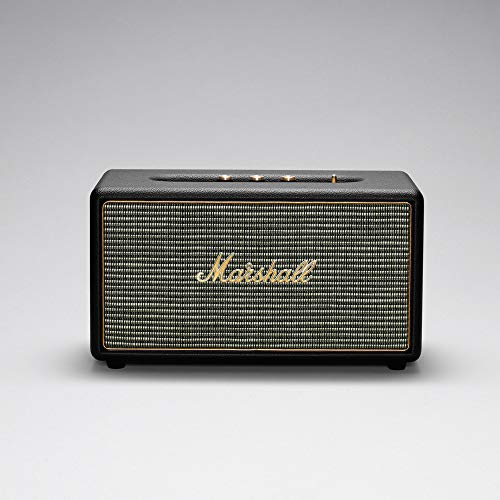 Marshall Stanmore Bluetooth Speaker, Black (04091627)