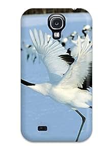 New TVIPSGg12296eZNgF Bird Tpu Cover Case For Galaxy S4