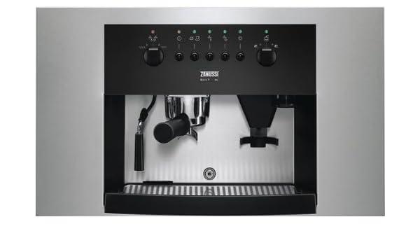 Zanussi ZCOF 637 X Máquina espresso Plata 3 L - Cafetera ...