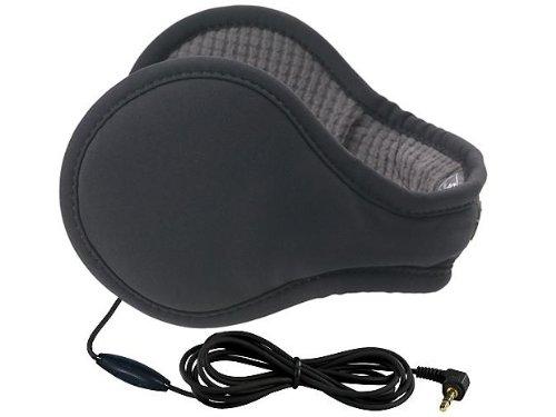 New 180s Urban Headphones Black Mens Ear Warmer