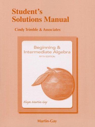 beginning & intermediate algebra 4th edition paperback [download] ebooks student solutions manual beginning and intermediate algebra 4th edition pdf [paperback] 7th edition amrita lahari waves of nectar volume.