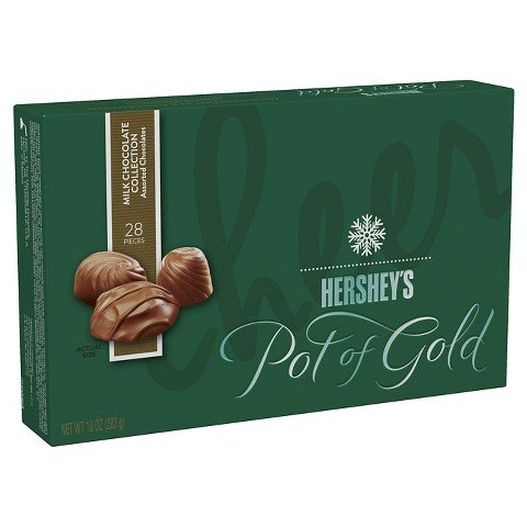 pot of gold hershey - 4