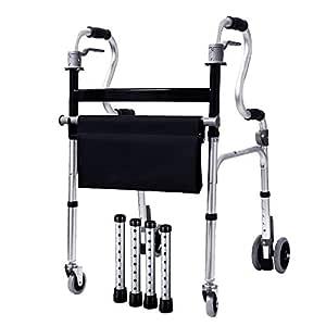 Trella - Asiento plegable para personas mayores, rodillos de ...
