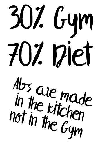 la recensione del libro di dieta abs
