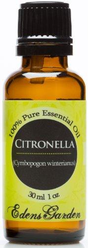 Цитронелла 100% Pure терапевтической степени чистоты Эфирное масло 30 мл
