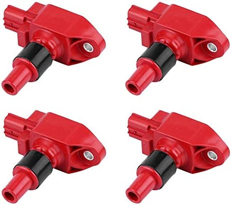 KSTE Car la bobine dallumage Compatible with Fit Mazda RX-8 UF501 N3H1-18-100 Auto Parts