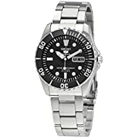 Seiko Men's SNZF17J1 5 Sports Automatic Stainless Steel Watch
