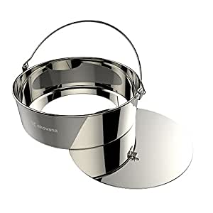 Amazon Com Ekovana Stainless Steel Cheesecake Pan