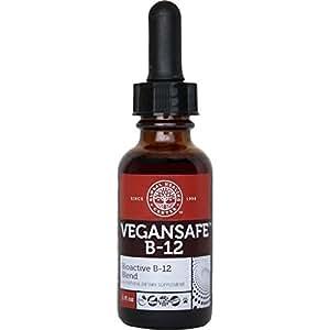 VeganSafe B-12 - Vegan Vitamin B12 by Global Healing by GHCHealth