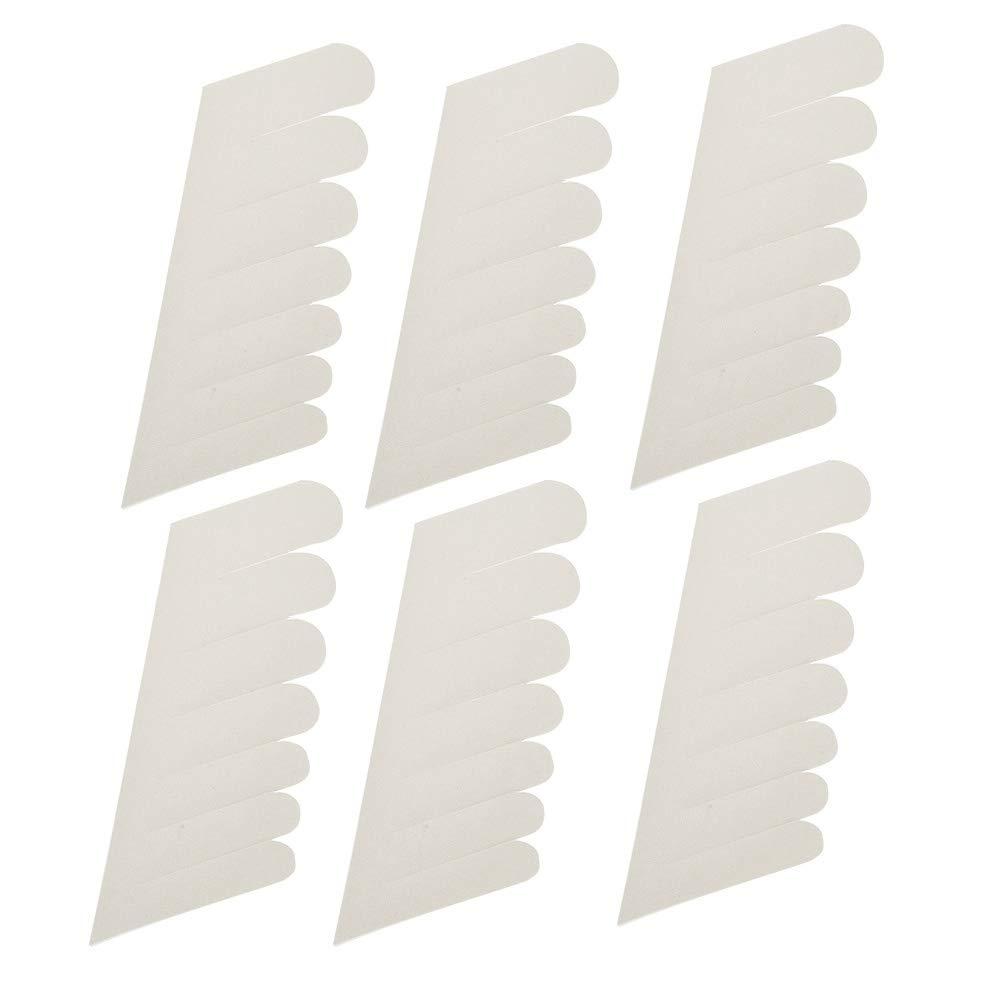Nail Wrap - Adhesive Silk Nail Protector Stickers Clear Nail Patch UV Gel Nail Tool by JADESHAY