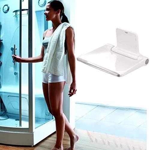 Lszdp-negozio バスルームバス座席バスルームのシャワースツール折りたたみ椅子ウォール靴を変えるウォールスツールバススツールバススツール