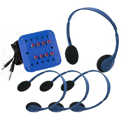 Hamilton Buhl 4 Student Lab Pack with Headphones and Jackbox