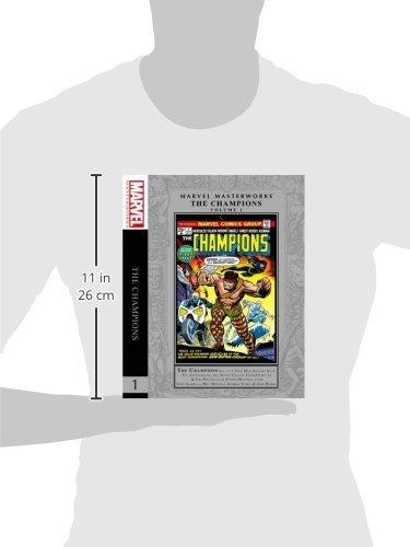 Marvel Masterworks: The Champions Vol. 1
