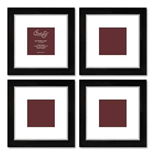Compare Price Square Frames With Matting On