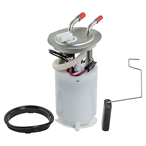 Fuel Pump for Trailblazer Envoy SSR Bravada Rainier Ascender 02-04 fits - Fuel Ssr Pump Chevrolet