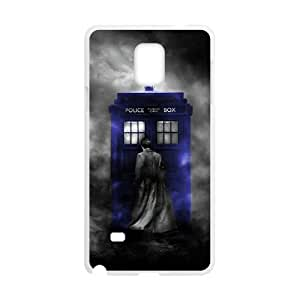Doctor Who magical blue box Cell Phone Case for Samsung Galaxy Note4