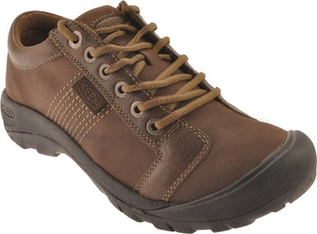 Austin Leather KEEN Shoe Brown Men's Chocolate 40q1A