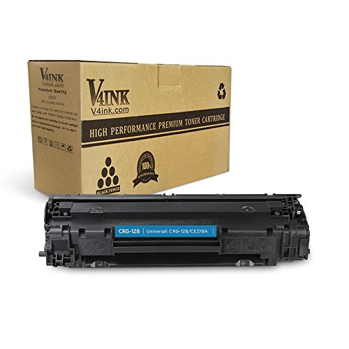 V4INK Compatible Toner Cartridge Replacement for HP CE278A