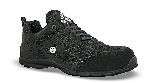 Chaussures de sécurité AIR FORCE BLACK - 7MT68 - 42