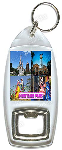 Disneyland Paris France - Llavero con abrebotellas de ...