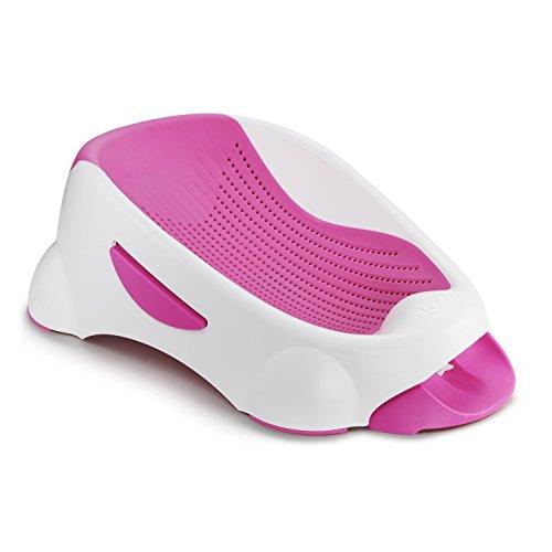 Munchkin Clean Cradle Tub Pink
