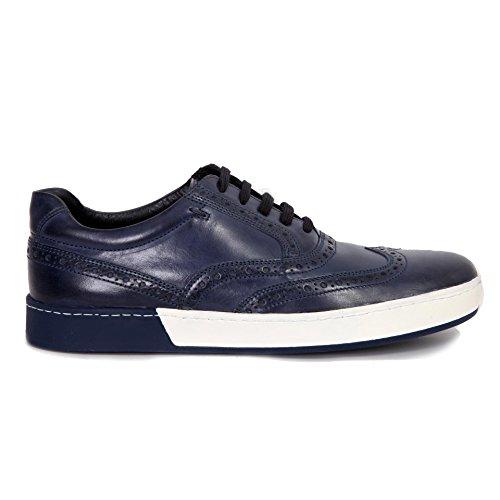 Blue For For CuoieriaSneakers Men Antica Antica CuoieriaSneakers Men Y76vfgby
