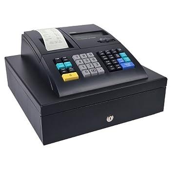 amazon com royal 210dx b1 electronic cash register 2lcd 1500 plus rh amazon com