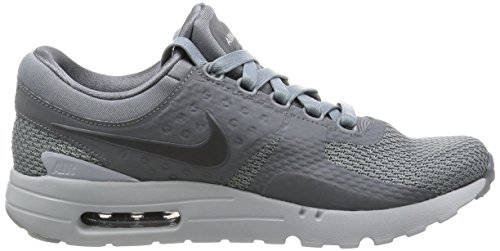 NIKE Mens Air Max Zero QS Running Shoe Grey tWT7yMDOv