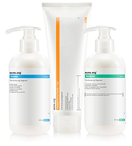 Acne Skin Care Regimen - 8