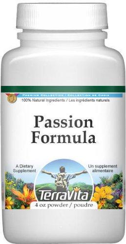 Passion Formula Powder - Jujube and Tribulus Terrestris (4 oz