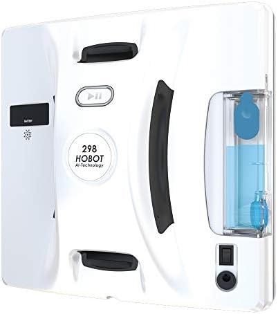 Smartbot Hobot-298 Robot lave-vitre avec application et réservoir de lave-vitre intégré - Home Robots