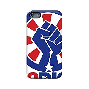 Iphone 6plus LvP6742zTof Special Colorful Design Rise Against Skin Scratch Resistant Hard Cell-phone Cases -RudyPugh