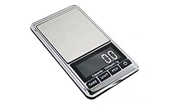 CHROME-201 Digital Pocket Scale - Capacity (Max) 200g