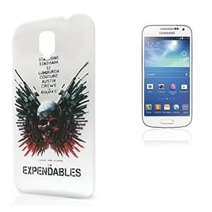 Funda Carcasa Mercenarios S. Galaxy S4 Mini