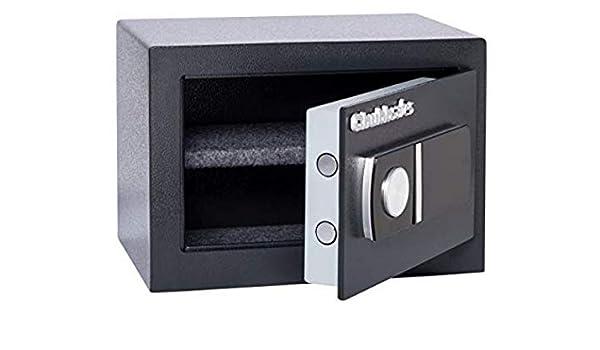 Chubbsafes HomeStar 17E - Caja de seguridad electrónica (17L, efectivo): Amazon.es: Bricolaje y herramientas