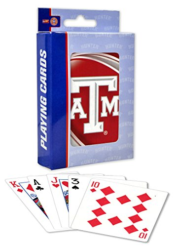 MasterPieces NCAA Texas A&M Aggies Playing Cards