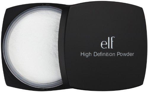 elf studio haute définition en vrac de la poudre de visage
