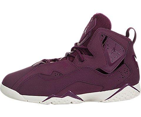 save off 96737 cc63a Galleon - Jordan True Flight BP Little Kids Shoes Bordeaux Bordeaux Sail  343796-625 (2 M US)