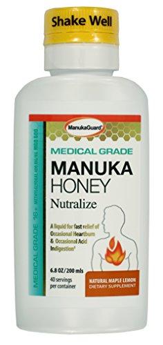 Price comparison product image ManukaGuard Nutralize: Maple Lemon- Medical Grade Manuka
