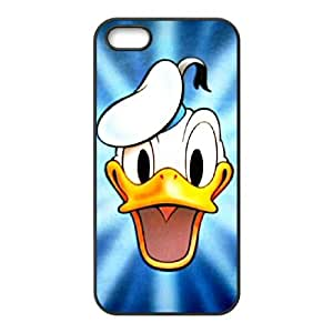 Donald Duck iPhone 4 4s Cell Phone Case Black SH6093149