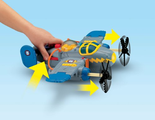 Fisher-Price Imaginext Sky Racers Tornado Prop - coolthings.us