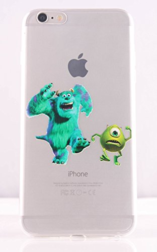 monster inc silicone case - 3