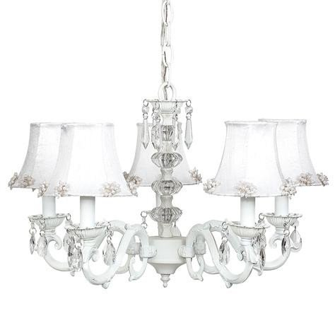 Jubilee The Lauren Chandelier Jubilee Lighting 5 Arm