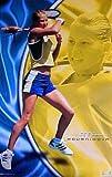 Sexy Young Anna Kournikova Tennis Action Shot 34x22 Art Poster Print Rare Amazon Listing - Original Poster of her.