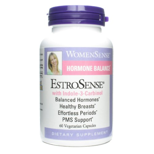 Natural Factors - EstroSense, 60 capsules