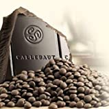 Callebaut Chocolate Discs 60.3%, 2 pound Gold bag